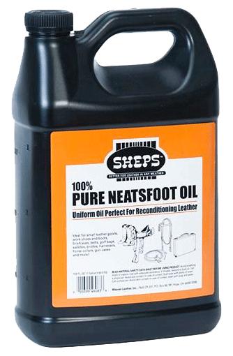 Sheps 100% Neatsfoot Oil Lærolje