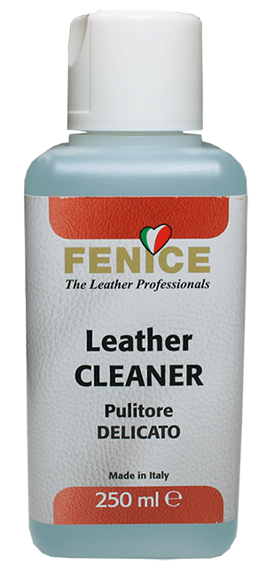Leather cleaner. Skinn og lærrens